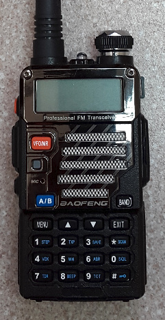 blog :: Locking down a Baofeng UV5R+ to disable unintentional TX
